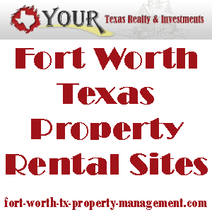 Fort Worth Texas Property Rental Sites Fort Worth Texas