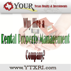 Fort Worth Texas Property Management Service