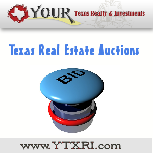 Texas Real Estate Auctions