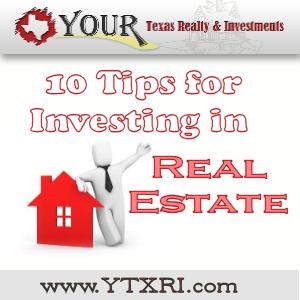 10 Tips for Investors Investing in Real Estate